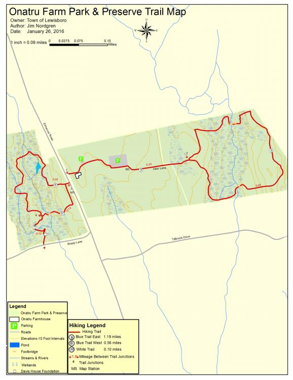 Onatru Farm Park and Onatru Preserve